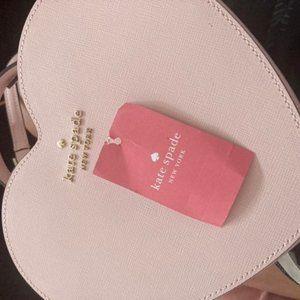 Kate Spade heart purse